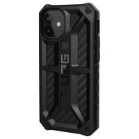 Чехол UAG Monarch для iPhone 12 mini Карбон