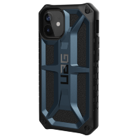 Чехол UAG Monarch для iPhone 12 mini Сине-зеленый