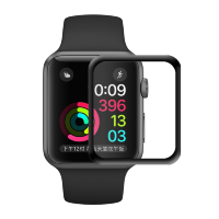 Стекло Polo Kato для Apple Watch 40мм Чёрное